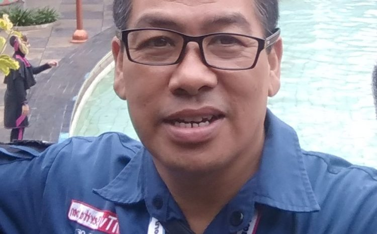 Nahor Hutagalung Wartawan Senior Wafat Terkena Covid-19