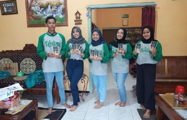 Mahasiswa Unisma Malang Melalui Digitalisasi UMKM Bantu Kembangkan Potensi Desa Karangrejo