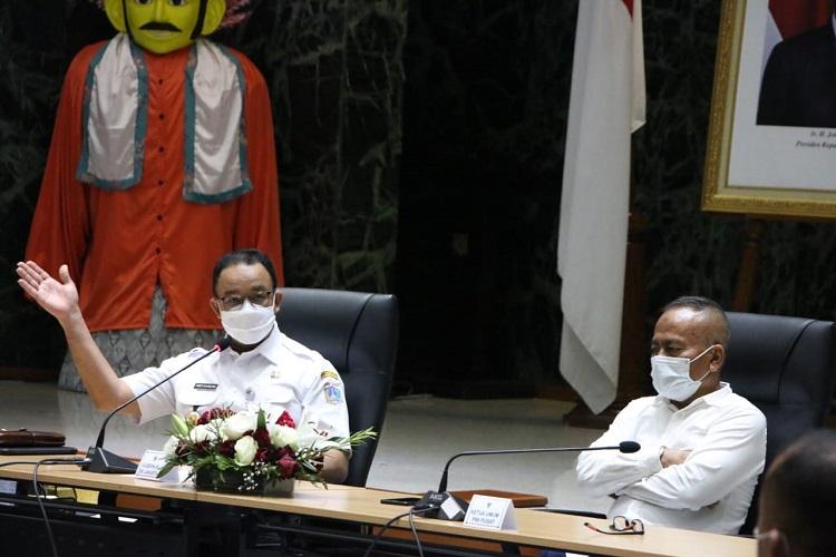 Gubernur DKI Terima Usulan PWI Pusat, Jakarta Tuan Rumah HPN 2021