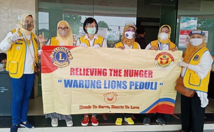 """"""" WARUNG LIONS PEDULI """""""
