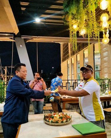 PT. Relasindo Energi Utama Bekerjasama Dengan PT. CV CVC Pemasangan Lampu Jalan Tenaga Surya