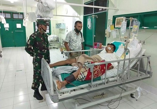 Prihatin Nasib Warga Sipil, TNI Tanggung Biaya Korban Penembakan KKB Papua