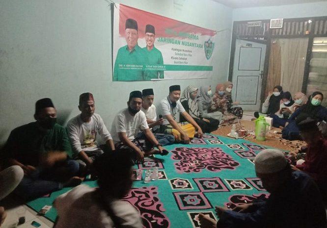 Jaringan Nusantara Lengkomg Gudang Menggelar Doa Bersama