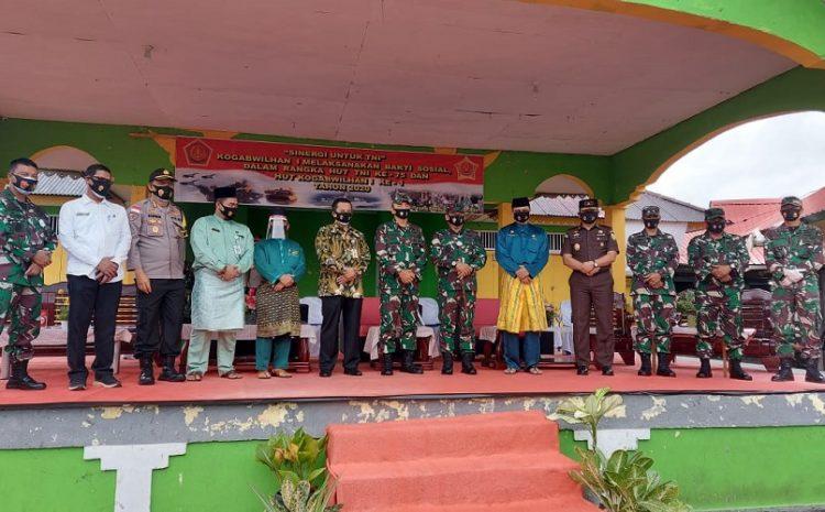 Bhakti Sosial Kogabwilhan I Di Wilayah Tanjung Pinang