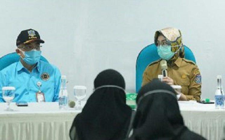 584 Peserta Berebut Kursi CPNS Di Kota Tangerang Selatan