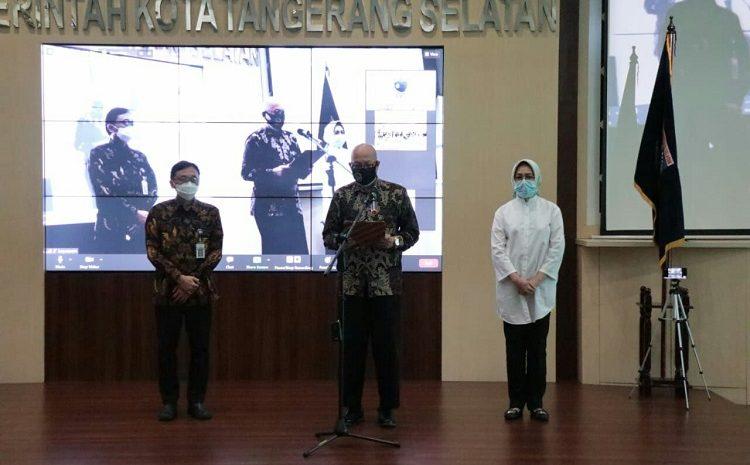 Pemkot Tangerang Selatan Sambut Baik Status Clearance Perum Batan Indah