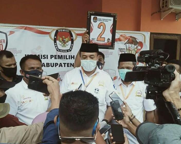 Petahana Didukung 2 Mantan Bupati, Rajiun Tak Gentar Sebab Loyalis RB, DB Dan RE Berbalik Dukung RAPI
