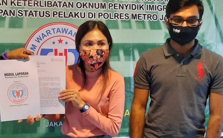 Pemalsuan Dokumen Negara, FWJ Desak Polisi Tangkap 2 Pelaku MA & MSH