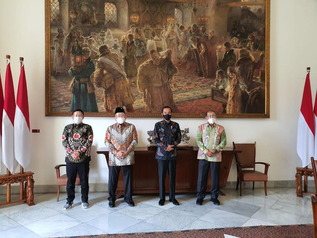 Presiden Jokowi Dukung Aspirasi Gelar Pahlawan Untuk Pendiri Al Jam'iyatul Washliyah