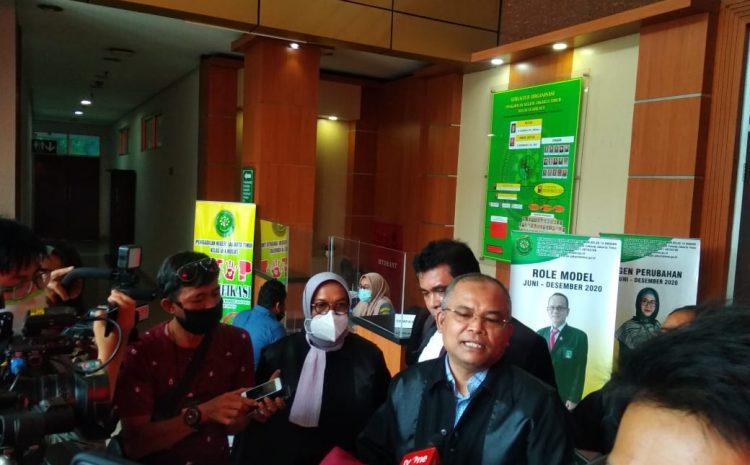 Team Kuasa Hukum Brigjen Pol Prasetijo Hadapi Proses Hukum Dengan Elegan
