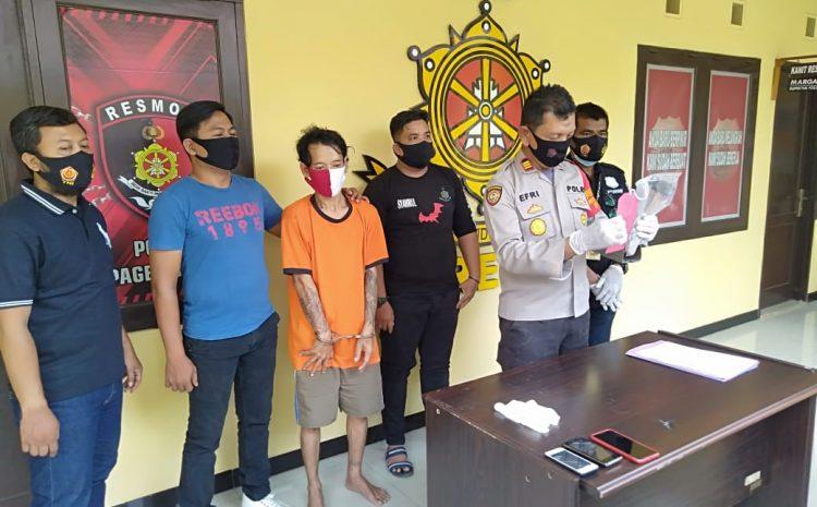 Polsek Pagedengan Ungkap Kasus Pembunuhan Di Proyek Bangunan Ruko Both Golfinch