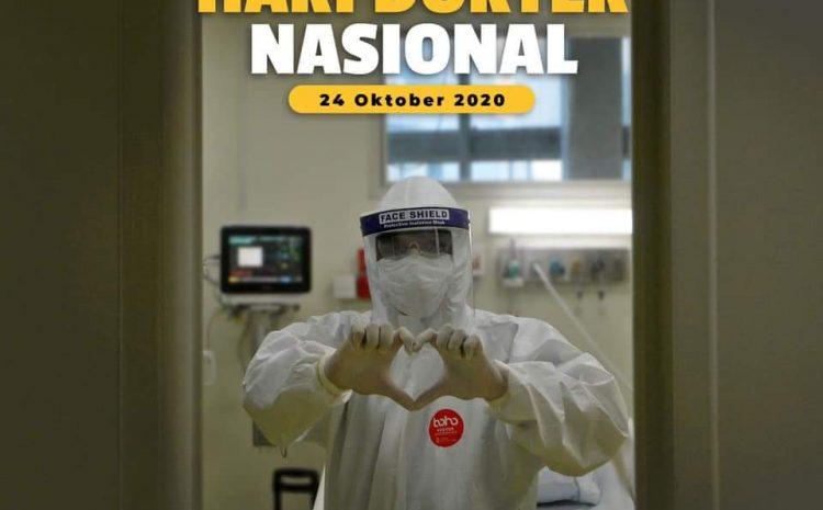 Presiden: Selamat Ulang Tahun Ikatan Dokter Indonesia