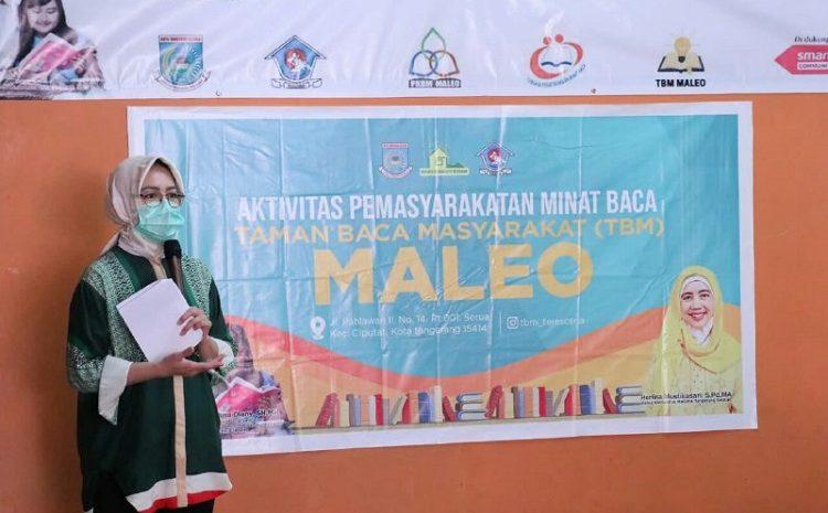 Tutup Festival Literasi, Airin Harapkan Mampu Lahirkan SDM Berkualitas