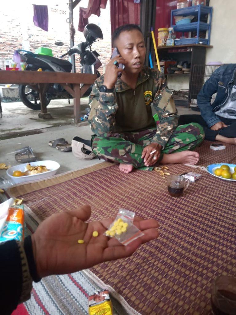 Bandar Narkoba Berkedok Toko Penjual Perlengkapan Bayi Di Grebeg Ormas FPI