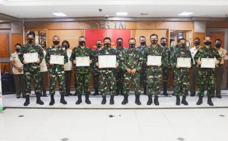 """""""Ster TNI Berkomitmen Siap Mewujudkan WBK Dan WBMM"""" Untuk Indonesia Maju"""