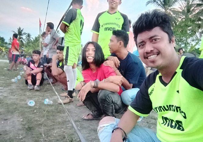 "Turnamen Futsal Kabupaten Wakatobi ""Club Futsal BOM KEPTON Optimis Juara"""