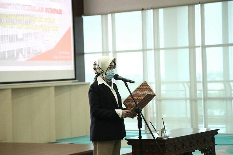 Walikota Lantik Pejabat Fungsional Pemkot Tangsel
