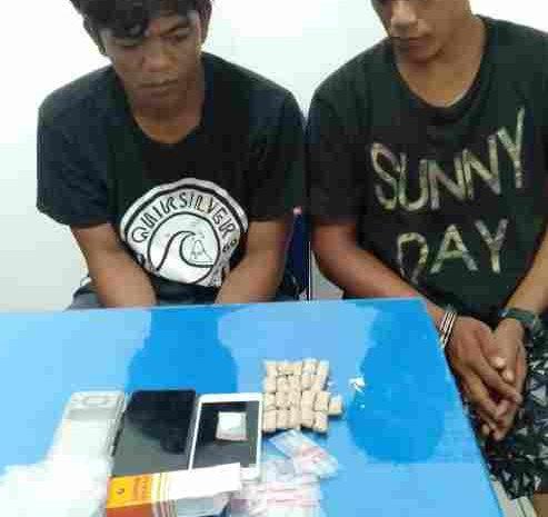 Miliki Shabu Suheri Dan Erwin Ditangkap Polisi
