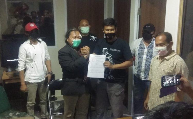 Terkait Perselisihan Romo Wartawan Bekasi Dengan SukySipen LMJ TNI AL