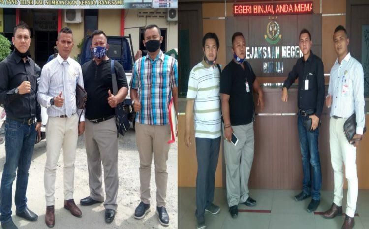 Dua Tahun Kasus Laras Ngendap Di Polres Dan Kejari Binjai, Penyidik Dan JPU Saling Tuding