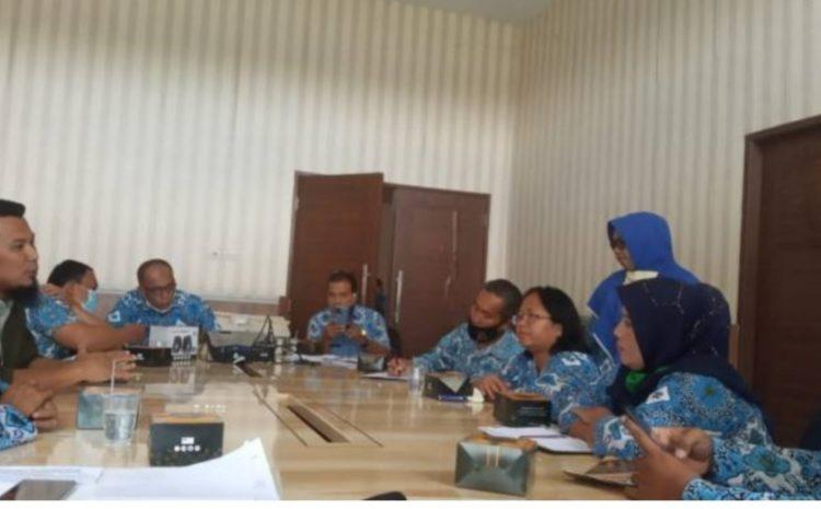 Asisten Ekbang Mengajak Kepala Desa Ikuti Program Pamsimas III.Tahun 2021