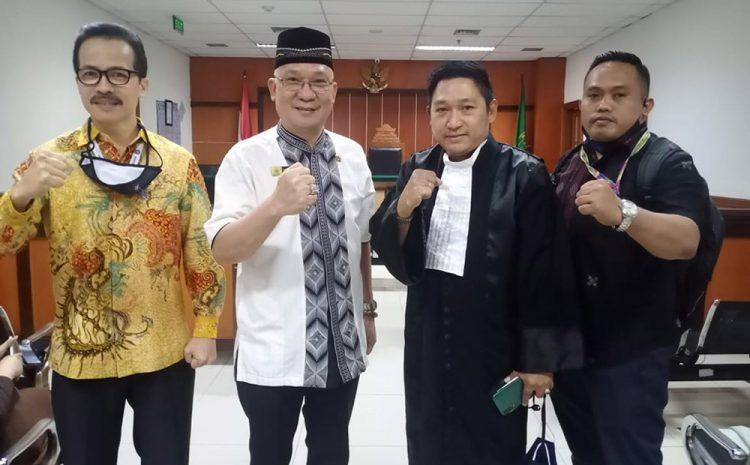 PPWI Menolak Tegas Putusan Hakim Atas 4 Wartawan Online