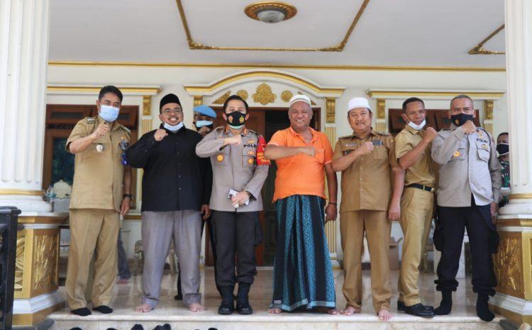 Kapolresta Tangerang Bina Komunitas Pondok Pesantren