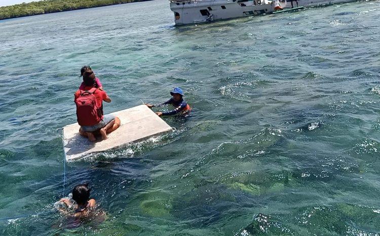 Kapal Polisi XXI 1001 Dan 1002, Evakuasi Kapal Nelayan Yang Tenggelam Di Perairan Gili Sulat
