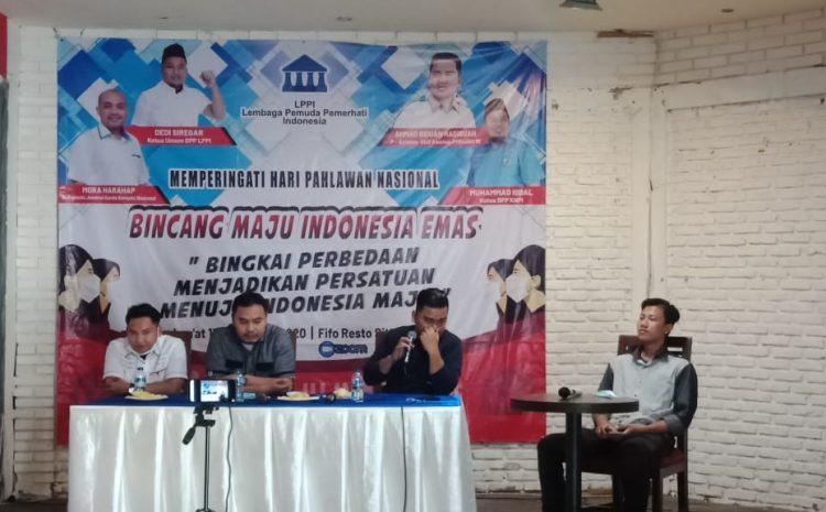 LPPI : Bingkai Perbedaan Menjadikan Persatuan Indonesia Maju