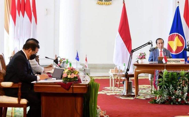 Presiden Hadiri Sejumlah KTT ASEAN Dengan Negara Mitra