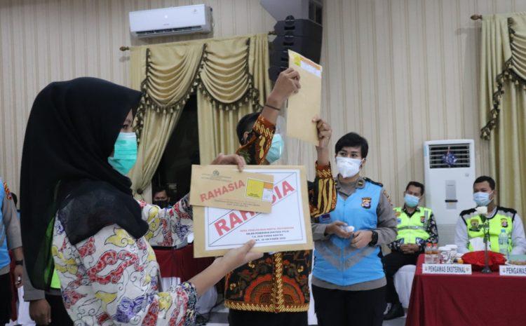 209 Orang Calon Bintara Polri TA.2020 Panda Polda Banten, Dinyatakan Lulus