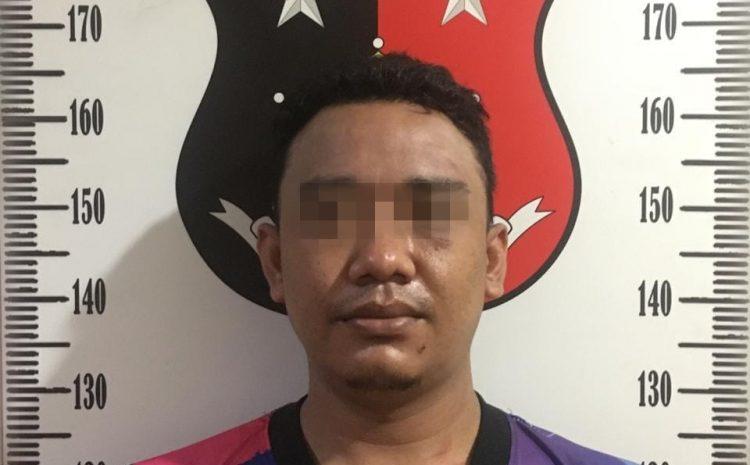 Jambret Jatuh Tabrak Polisi Tidur Karena Panik Dikejar Polisi