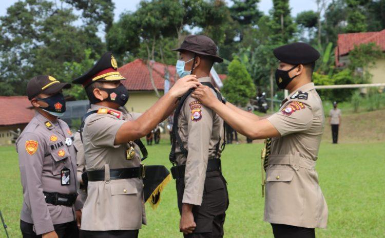 Kapolda Banten Buka Pendidikan Pembentukan Bintara Polri Tahun 2020