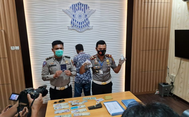 Kasat Lantas Polres Simalungun Release Penetapan Tersangka Supir Truck Maut