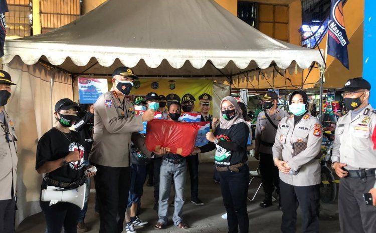 Dirbinmas Polda Metro Jaya Gencar Lakukan Himbauan Kamtibmas