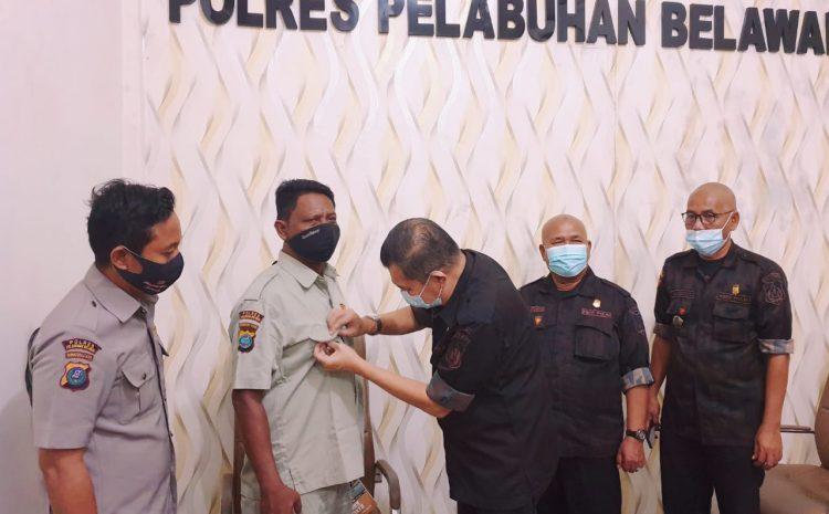 Ketua KBPP Polri Sumut Hilmar Tetapkan Edwar Effendi Plt. Ketua Resor Belawan Dan Rianto Plt Sekretaris
