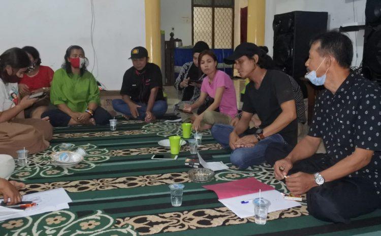 Forum Wartawan Jakarta Mengelar Raker Penambahan Struktural Harian Dan KSB Korwil