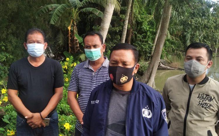 Kapolres Sergai Pimpin Penyisiran dan Pencarian 8 Tahanan Yang Kabur Dari RTP