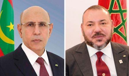 Raja Maroko Lakukan Wawancara Telepon Dengan Presiden Mauritania