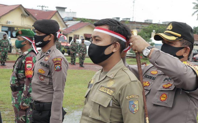 TNI-POLRI Dan Masyarakat Menjaga Persatuan Kesatuan Bangsa Dasar UUD 1945
