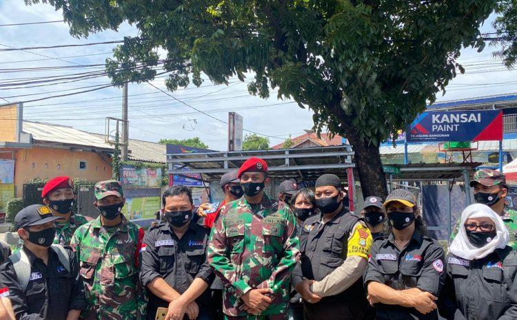 Batalyon 33 Grup 3 Kopassus Turun Barak Bersama FWJ