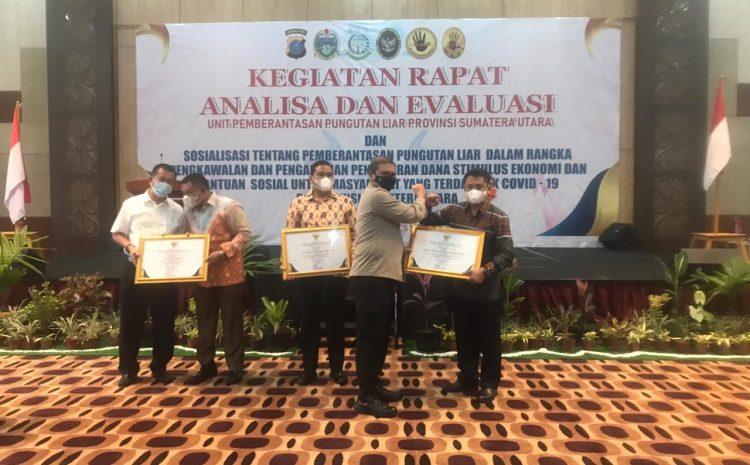 Polres Serdang Bedagai Juara III Pencegahan Pungli