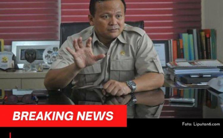 Menteri Kelautan Dan Perikanan, Edhy Prabowo Ditangkap KPK