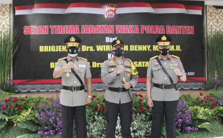 Brigjen Pol. Drs. Wirdhan Denny, M.M., M.H, Mendapat Promosi Di Mabes Polri