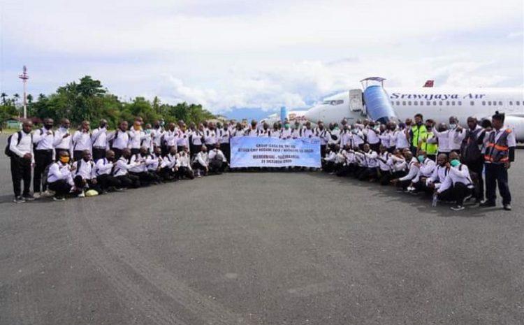 Kaum Muda Papua Siap Mengabdi Melalui Caba Otsus