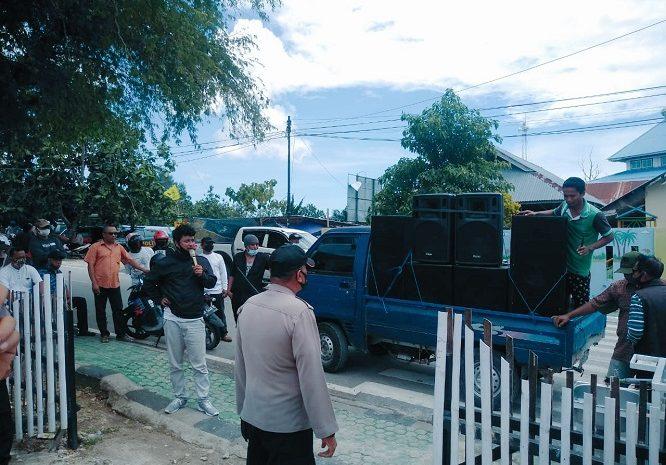 Bom Kepton, Tegaskan' Resiko Besar Bagi Bawaslu Wakatobi, Jika Tidak Mampu Menjaga Netralitas