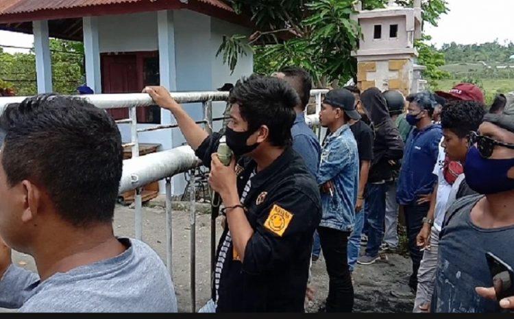 Pemkab Wakatobi Berani Cairkan Rencana Anggaran Pinjaman. BOM Kepton Ancam Akan Lapor KPK RI