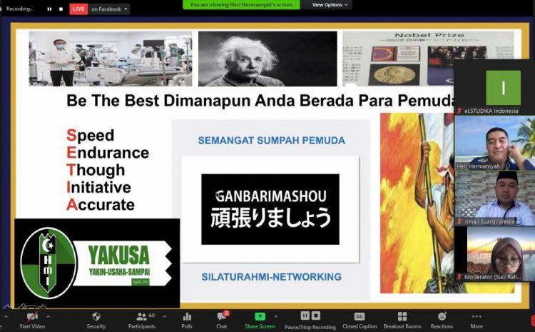 Penutupan Short Course, Prof. Dr. Heri Hermansyah Membawakan Kuliah Umum Dan Me-launching E-Journal