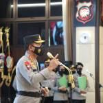 Kapolri Pimpin Korps Raport 46 Pati