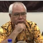 Laksda TNI (Purn) Soleman Ponto :